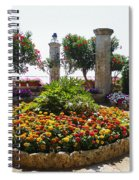 Beauty Of Ravello Italy Spiral Notebook