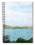 Beauty Of St Thomas Spiral Notebook