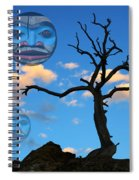 Magic Of The Pacific Northwest 3 Spiral Notebook