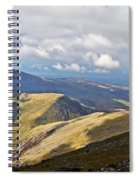 Beauty Of Wales Spiral Notebook