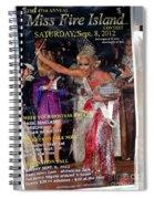 Beauty Queen Spiral Notebook