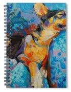 Beauty Rest Spiral Notebook