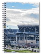Beaver Stadium Game Day Spiral Notebook