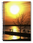 Beaverton Sunrise Spiral Notebook