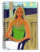 Becca Spiral Notebook