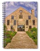 Becker Vineyards Winery Spiral Notebook