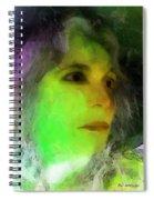 Becoming Elphaba Spiral Notebook