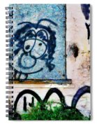 Bedazzled And Bejazzled Spiral Notebook