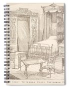Bedchamber Furniture In The Japanese Spiral Notebook
