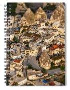Bedrock Spiral Notebook