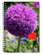Bee Catcher Spiral Notebook