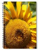 Bee Lunch Spiral Notebook