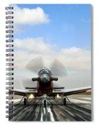 Beechcraft T-6a Texan II -  Spiral Notebook