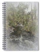 Beedelup Falls Spiral Notebook