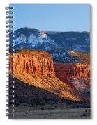 Beef Basin - Utah Landscape Spiral Notebook