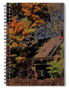 Beehive House 2 Spiral Notebook