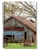 Been Better Days Spiral Notebook