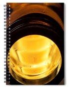 Beer Bottle Neck 1 H Spiral Notebook