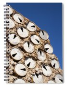 Beer Cans Spiral Notebook