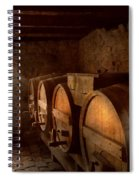 Beer Maker - The Brewmasters Basement Spiral Notebook