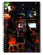 Beer Night Spiral Notebook