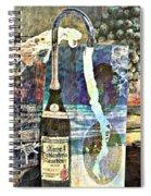 Beer On Tap Spiral Notebook