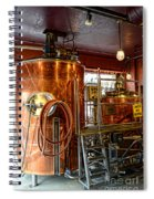 Beer - The Brew Kettle Spiral Notebook