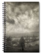 Before Storm Spiral Notebook