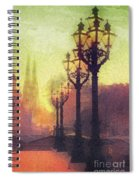 Before Sunrise Spiral Notebook