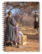 Before The Battle For Socorro Spiral Notebook