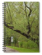 Before The Fall Spiral Notebook