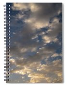 Before The Rain Spiral Notebook