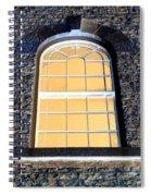 Behind That Window Spiral Notebook