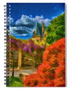 Behind The Biltmore Spiral Notebook