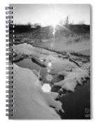 Behind Vancher Davidge Park Spiral Notebook