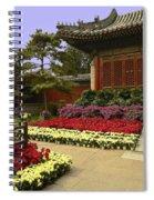 Beijing Summer Palace Spiral Notebook