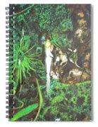 Being Of Light Spiral Notebook