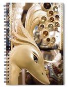 Bejewelled Spiral Notebook