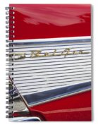 Bel Air Beauty Spiral Notebook