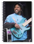 Bela Fleck And The Flecktones Spiral Notebook