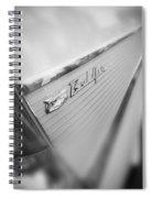 Bel Air Beauty Spiral Notebook