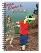 Bele Chere 2012 Spiral Notebook