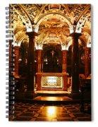 Belief Spiral Notebook