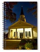 Belin Memorial Umc After Dark Spiral Notebook
