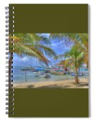 Belize Hdr Spiral Notebook