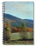 Belknap From Rogers Field Spiral Notebook