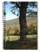 Belknap Mountain Spiral Notebook