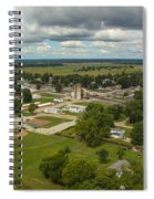 Bell Helicopter Spiral Notebook