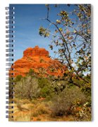 Bell Rock Vista Sedona  Az Spiral Notebook