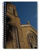 Bell Tower At St Sophia Spiral Notebook
